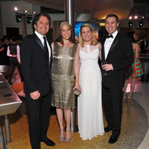 75-Niso and Jamie Bahar, Kathryn and Christian Amundsen_DF