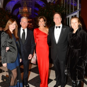 Meredith Dawson, Bill Dawson, Susan Sofronas Tutino, Rich Tutino, Natalie Kaplan== 28th Annual Gala of New York Police & Fire Widows' & Children's Benefit Fund== Waldorf Astoria, NYC== October 24, 2013== ©Patrick McMullan== photo - Patrick McMullan/PatrickMcMullan.com== ==