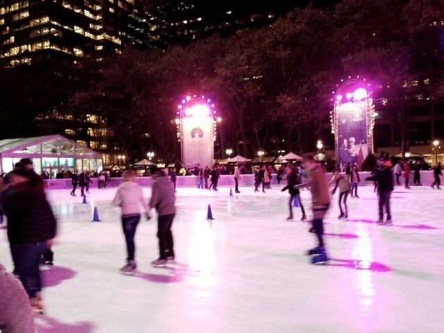 Bryant Park Ice Rink (7)
