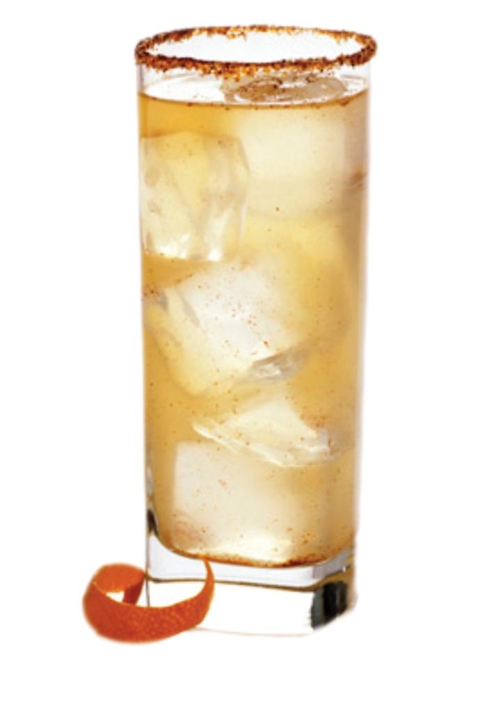 CRUZ Tequila Apple Spice Margarita Cocktail HI Res