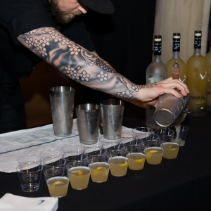 Casey from Decoy Bar Pours