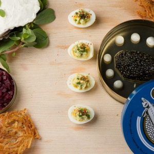 Champagne & Caviar - 087