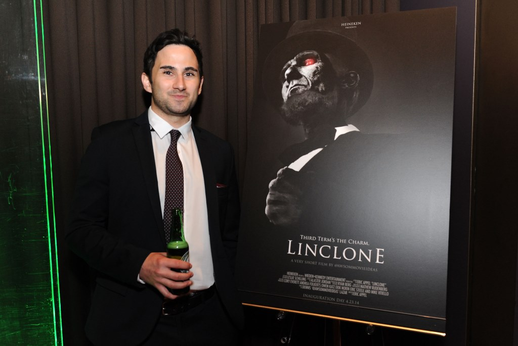 Lazar and Premiere Poster