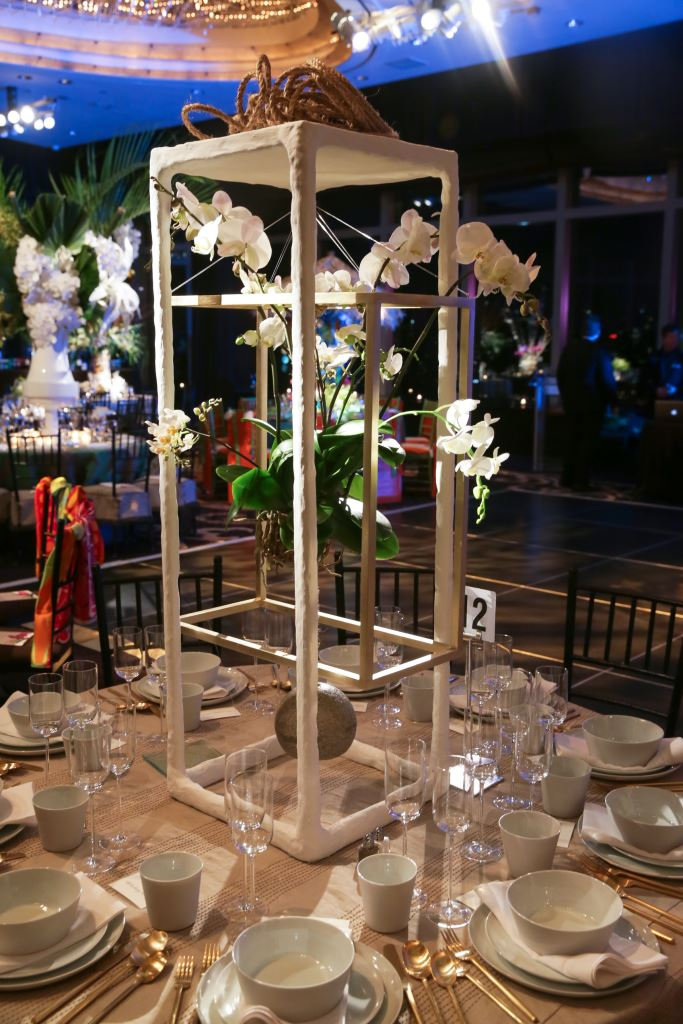 The Orchid Dinner-mosphere
