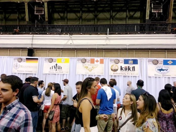 NYC Craft Beer Festival Summer (8)