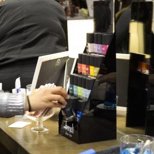 Panasonic Beauty Bar NYFW 1