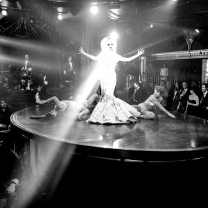 Katherine Crockett, Queen of The Night, Diamond Horseshoe-mosphere