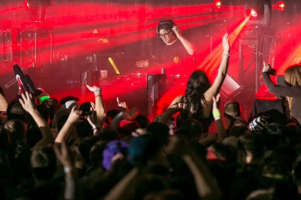 RPM Presents Skrillex in Brooklyn (6)