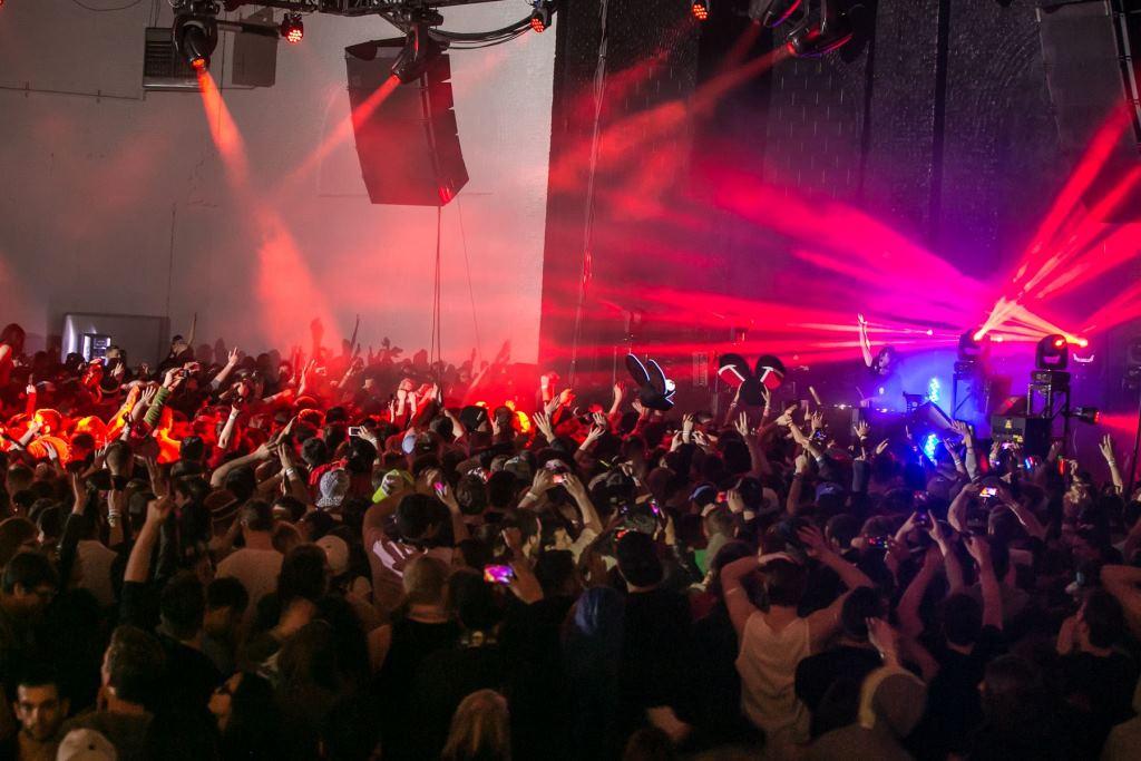 RPM Presents Skrillex in Brooklyn (7)
