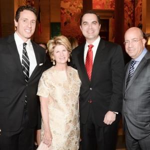 Chris Cuomo, Karen Cohen, Jorge Casimiro, Jeff Zucker
