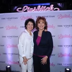 Susie Essman and Joy Behar