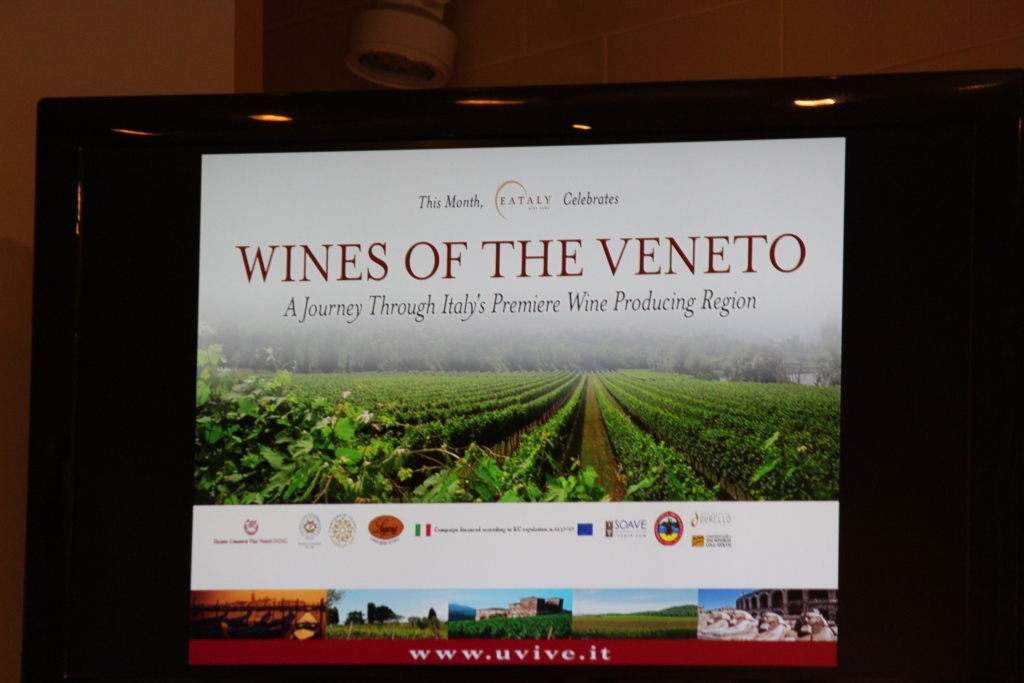 Wines of Veneto Month