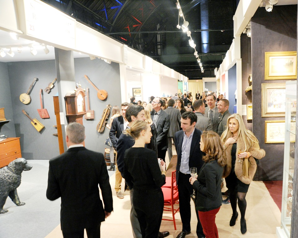 2014 Young Collectors Night-mosphere
