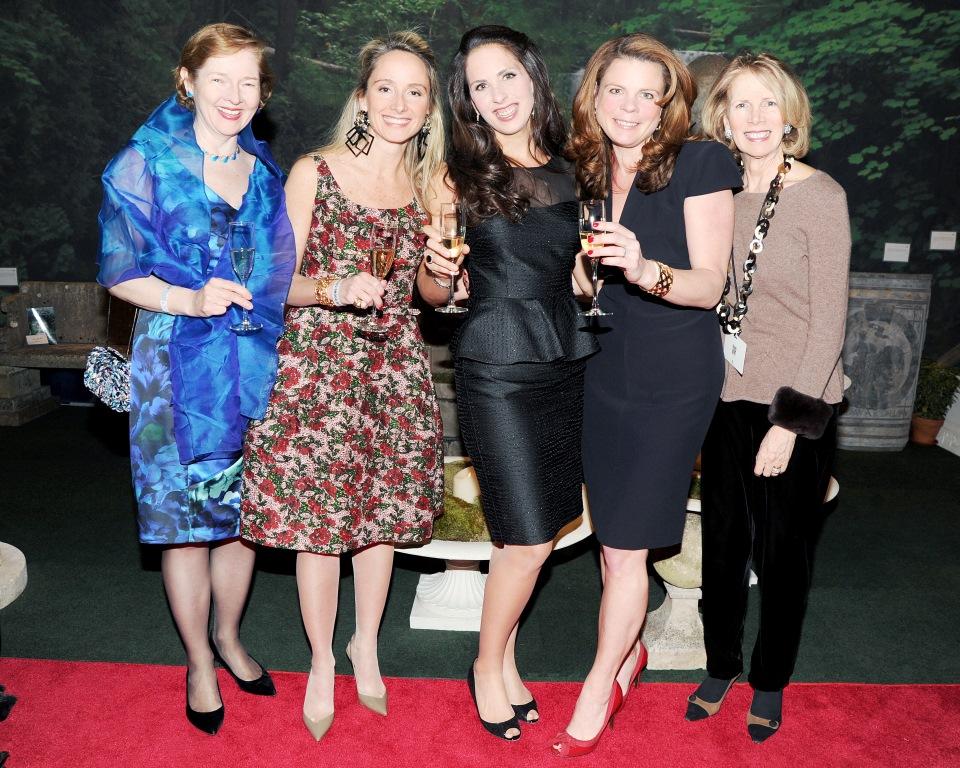 Catherine Sweeney Singer, Stephanie Clark, Emily Israel Pluhar, Courtney Booth, Lucinda Ballard
