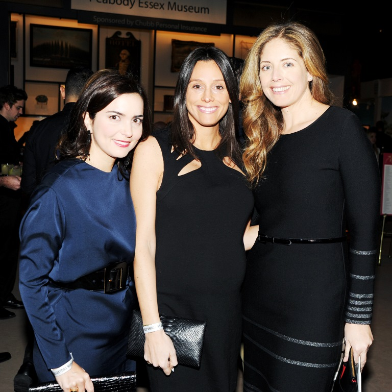 Whitney Wolfe, Louise Armstrong, Alexandra Pappas