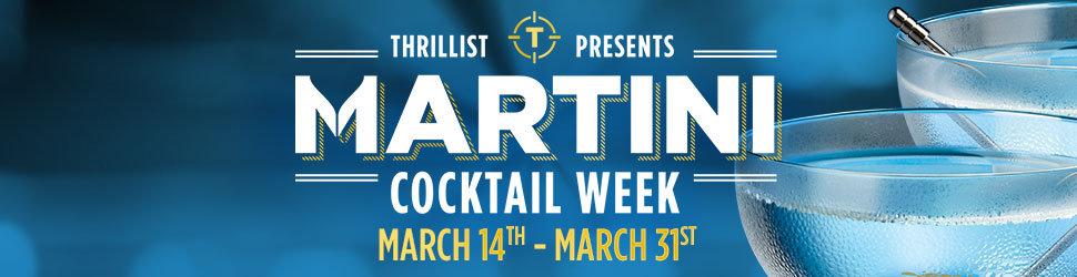 martini week